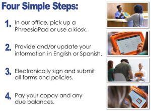Four Simple Steps